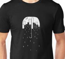 Umbrella City Unisex T-Shirt