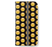 Sideways Eyes Emoji iPhone Wallet/Case/Skin