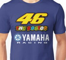 "Valentino Rossi ""The Doctor"" Yamaha Racing Team Unisex T-Shirt"