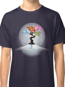 The Four Seasons Bubble Tree - Tee Classic T-Shirt