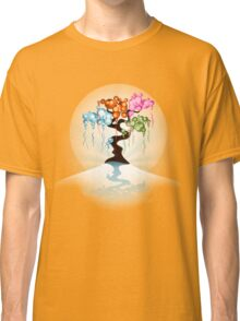 The Four Seasons Bubble Tree - Tee Classic T-Shirt