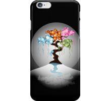 The Four Seasons Bubble Tree - Tee iPhone Case/Skin