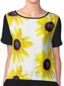 Daisy Brings Sunshine into your life Chiffon Top