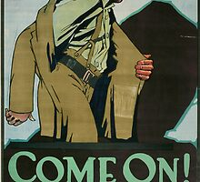 War Propaganda 25 by War-Posters