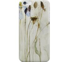 beautiful weeds iPhone Case/Skin