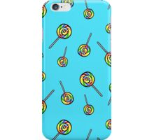 Rainbow Lollipop  iPhone Case/Skin