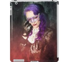 Gothic Red iPad Case/Skin