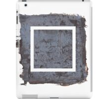 Extraction 6 - oil painting iPad Case/Skin