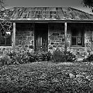 Denman's Cottage - Hill End NSW Australia by Bev Woodman