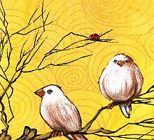 Early Bird Tweets by Cherie Roe Dirksen
