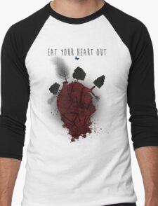 Eat Your Heart Out Men's Baseball ¾ T-Shirt