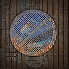 man hole cover by Val Goretsky