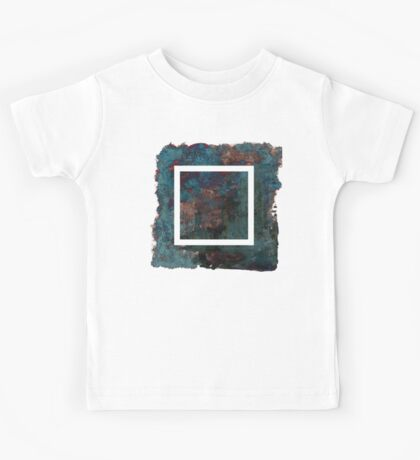 Extraction 7 - oil painting Kids Tee