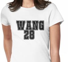 Jackson Wang 28 Womens Fitted T-Shirt