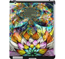 Flower Fractal Life iPad Case/Skin