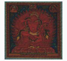 Kurukulla - Tibetan Buddhism One Piece - Short Sleeve