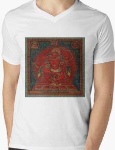 Kurukulla - Tibetan Buddhism Mens V-Neck T-Shirt