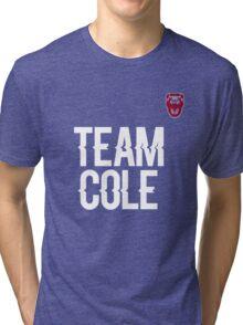 Team Cole Tri-blend T-Shirt