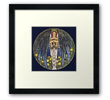 Kolo Moser's Beauty Framed Print