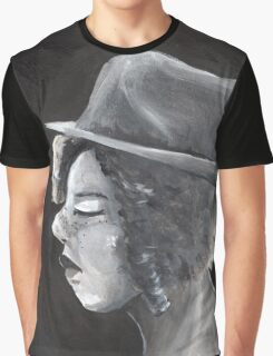 Blacklit Graphic T-Shirt