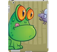 Frog and Dragonfly iPad Case/Skin
