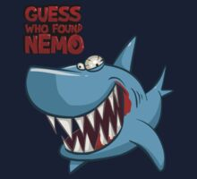 Guess who found Nemo by sebastianst