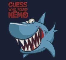 Guess who found Nemo by Sebastian Stadler
