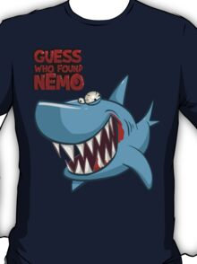 Guess who found Nemo T-Shirt