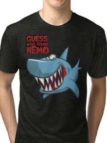 Guess who found Nemo Tri-blend T-Shirt