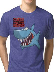 Guess who found Nemo Tri-blend T-Shirt