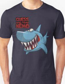 Guess who found Nemo T-Shirt