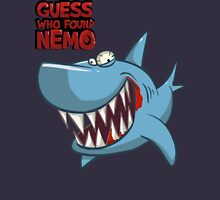 Guess who found Nemo Unisex T-Shirt