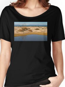 Water By The Ocean Women's Relaxed Fit T-Shirt