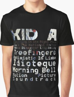kid a Graphic T-Shirt