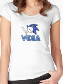Vega Women's Fitted Scoop T-Shirt