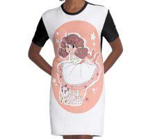 Bee & Puppycat  Graphic T-Shirt Dress