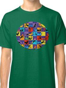 Pop Art Hounds Classic T-Shirt