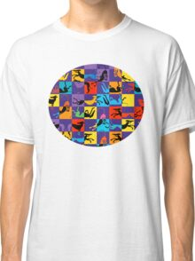 Pop Art Hounds Classic T-Shirt