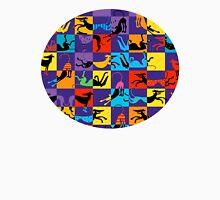 Pop Art Hounds Unisex T-Shirt
