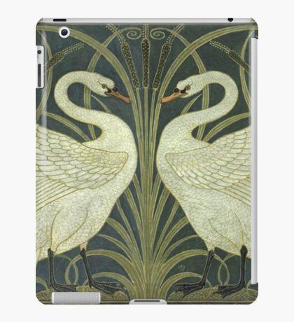 Crane's Swans iPad Case/Skin