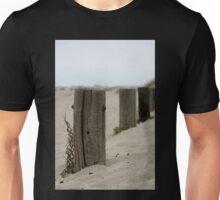 Old Fence Poles Unisex T-Shirt