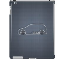 R32 MkV iPad Case/Skin