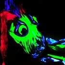 Blacklight IX by ARTistCyberello