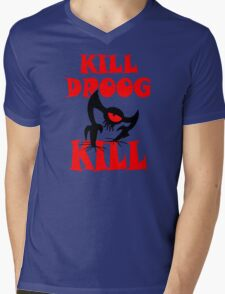 Kill Droog Kill Mens V-Neck T-Shirt