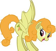 Carrot top bat by Fluttershy750