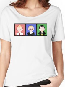 Cornetto Trilogy Tribute Women's Relaxed Fit T-Shirt