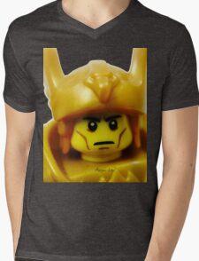 Lego Flying Warrior Mens V-Neck T-Shirt