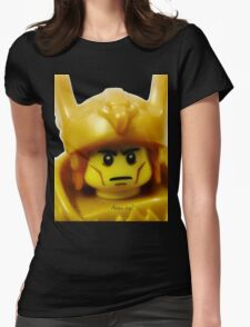 Lego Flying Warrior Womens Fitted T-Shirt