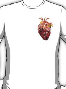 Rose tinted heart T-Shirt