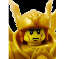 Lego Flying Warrior Photographic Print